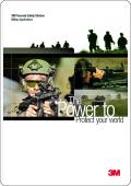 Katalog produktů 3M - řešení pro armádu a policii